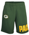 Green Bay Packers - Wrap Around Shorts